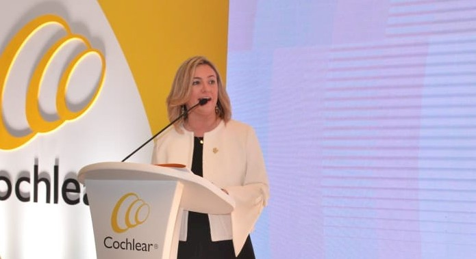 The magic of restoring a sense with Paola Delgado from Cochlear Colombia